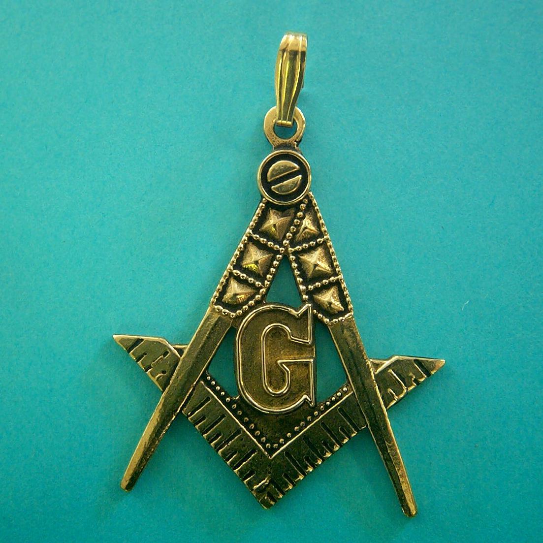 Masonic pendants for masons pendant aloadofball Image collections