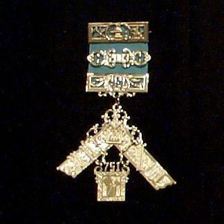 Past Master Jewels